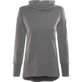Royal Robbins Channel Island Pullover Mujer, charcoal